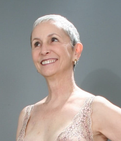 Jane talks about her breast cancer and reconstruction